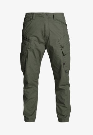 DRONER RELAXED TAPERED CARGO PANT - Cargobyxor - wild rovic