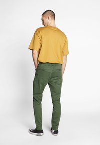 G-Star - POWEL SLIM TRAINER - Cargo trousers - wild rovic - 2