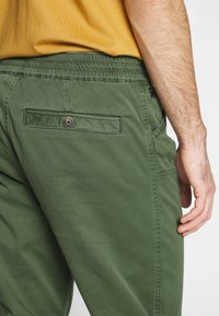 G-Star - POWEL SLIM TRAINER - Cargo trousers - wild rovic - 3