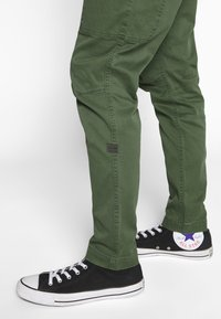 G-Star - POWEL SLIM TRAINER - Cargo trousers - wild rovic - 5