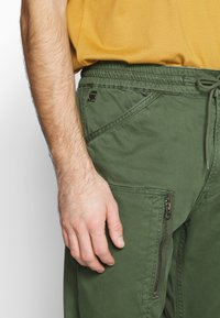 G-Star - POWEL SLIM TRAINER - Cargo trousers - wild rovic - 7
