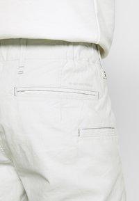 G-Star - VETAR CUFFED SLIM - Pantalones - cool grey - 4
