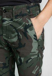 G-Star - VETAR CUFFED SLIM - Trousers - wild rovic combat - 3