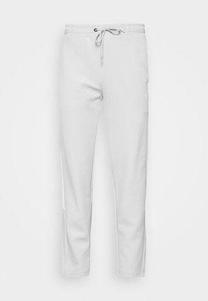 SIDE STRIPE PANT - Träningsbyxor - cool grey