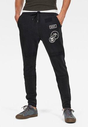 CNY MOTAC-X SUPER SLIM - Trainingsbroek - black