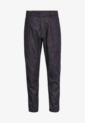 GSRR PATI 3D TAPERED - Jeans Tapered Fit - blue denim