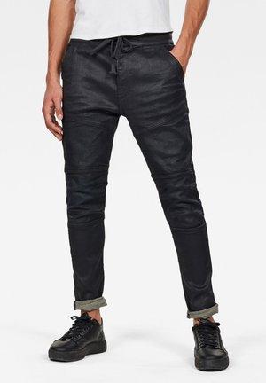 RACKAM 3D SLIM - Slim fit jeans - dark blue