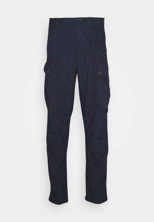 JUNGLE RELAXED TAPERED PANT - Pantaloni cargo - indigo star