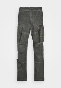 G-Star - ARRIS STRAIGHT TAPERED - Cargo trousers - black - 3