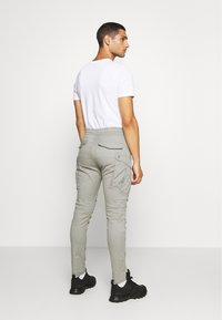 G-Star - ROVIC SLIM TRAINER - Cargo trousers - olive - 2