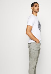 G-Star - ROVIC SLIM TRAINER - Cargo trousers - olive - 3