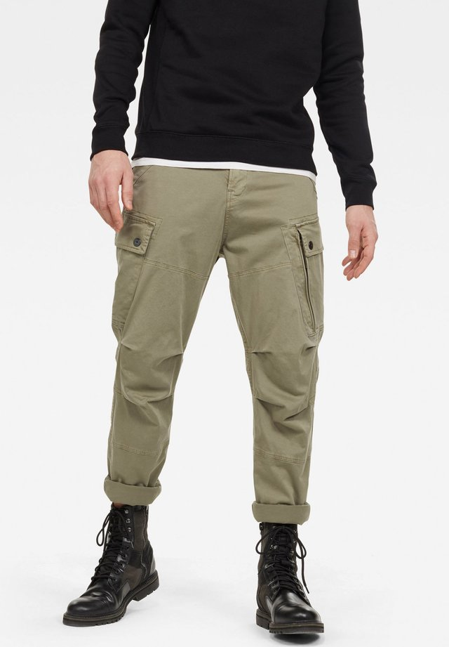 ROXIC  - Cargo trousers - shamrock