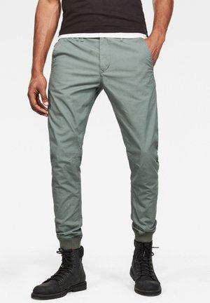 VETAR CUFFED SLIM - Pantalon de survêtement - grey moss