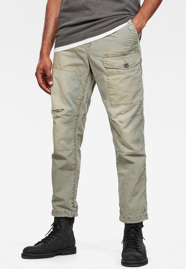 TORRICK - Cargo trousers - green