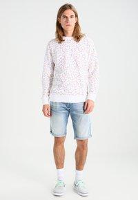 G-Star - 3301 SHORT - Shorts di jeans - sato denim - 1