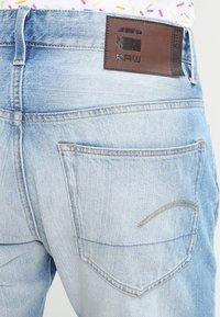 G-Star - 3301 SHORT - Shorts di jeans - sato denim - 4