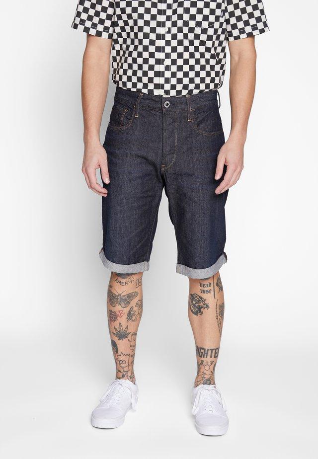 3301 SHORT - Denim shorts - sato denim - 3d raw denim processed
