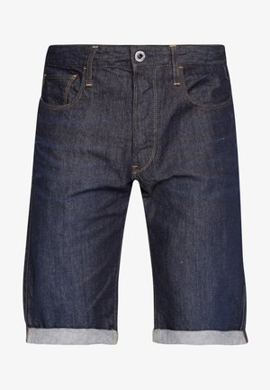 3301 SHORT - Jeansshort - sato denim - 3d raw denim processed
