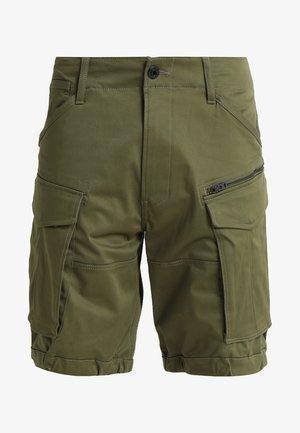 ROVIC ZIP RELAXED - Shorts - sage