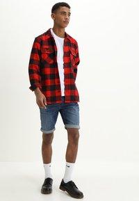 G-Star - 3301 Slim - Denim shorts - elto superstretch - 1
