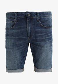 G-Star - 3301 Slim - Denim shorts - elto superstretch - 4