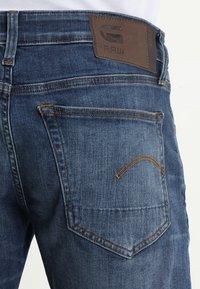 G-Star - 3301 Slim - Denim shorts - elto superstretch - 5