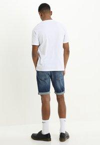 G-Star - 3301 Slim - Denim shorts - elto superstretch - 2
