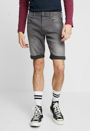 3301 Slim - Jeans Short / cowboy shorts - medium aged