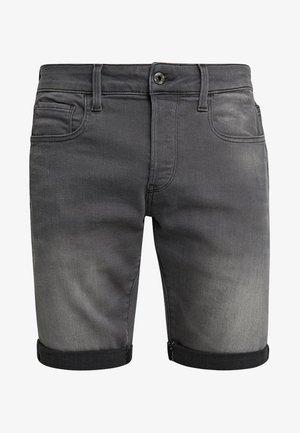 3301 Slim - Szorty jeansowe - medium aged