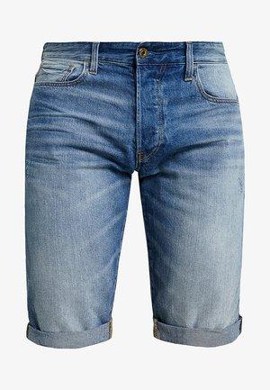 3301 1\2 - Shorts di jeans - medium aged