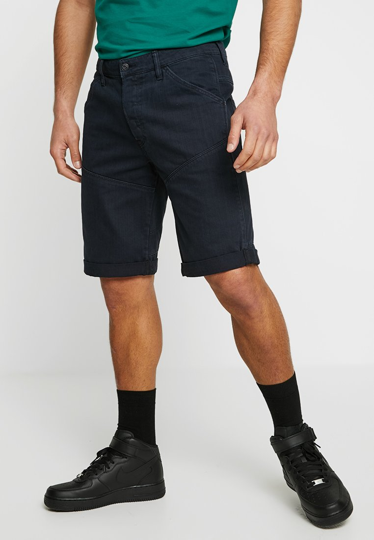 G-Star - 5621 3D 1\2 - Jeans Shorts - mazarine blue