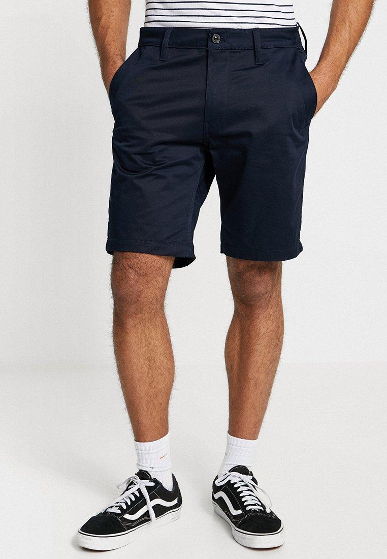 G-Star - BRONSON STRAIGHT 1\2 - Shorts - mazarine blue