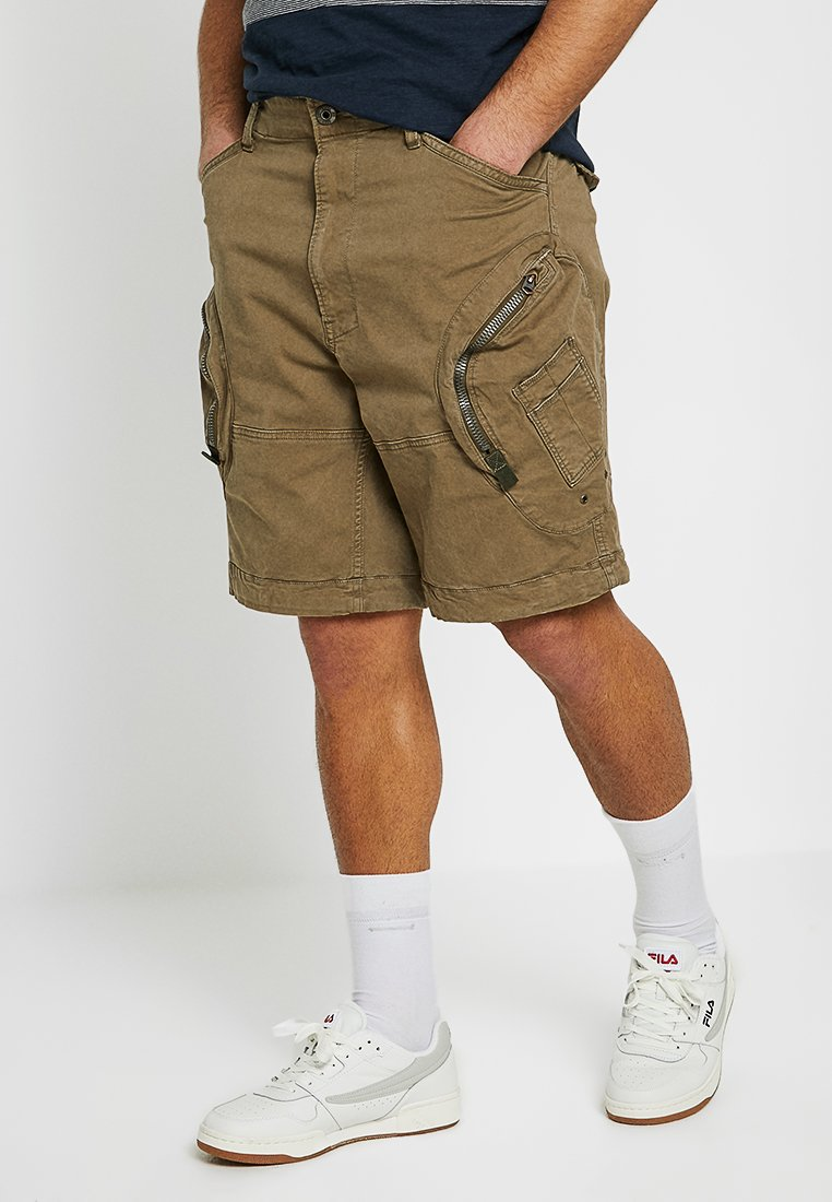 G-Star - ROVIC AIRFORCE RELAXED 1\2 - Shorts - oak