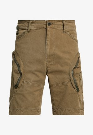 ROVIC AIRFORCE RELAXED 1\2 - Shorts - oak
