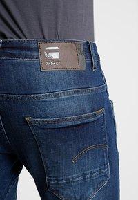 G-Star - ARC 3D 1/2 - Denim shorts - devon stretch denim dark aged - 5