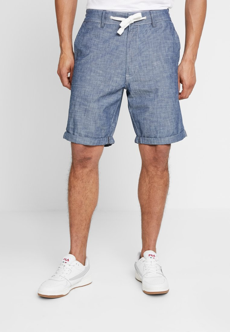 G-Star - BRONSON TRAINER LOOSE FIT - Shorts - rinsed