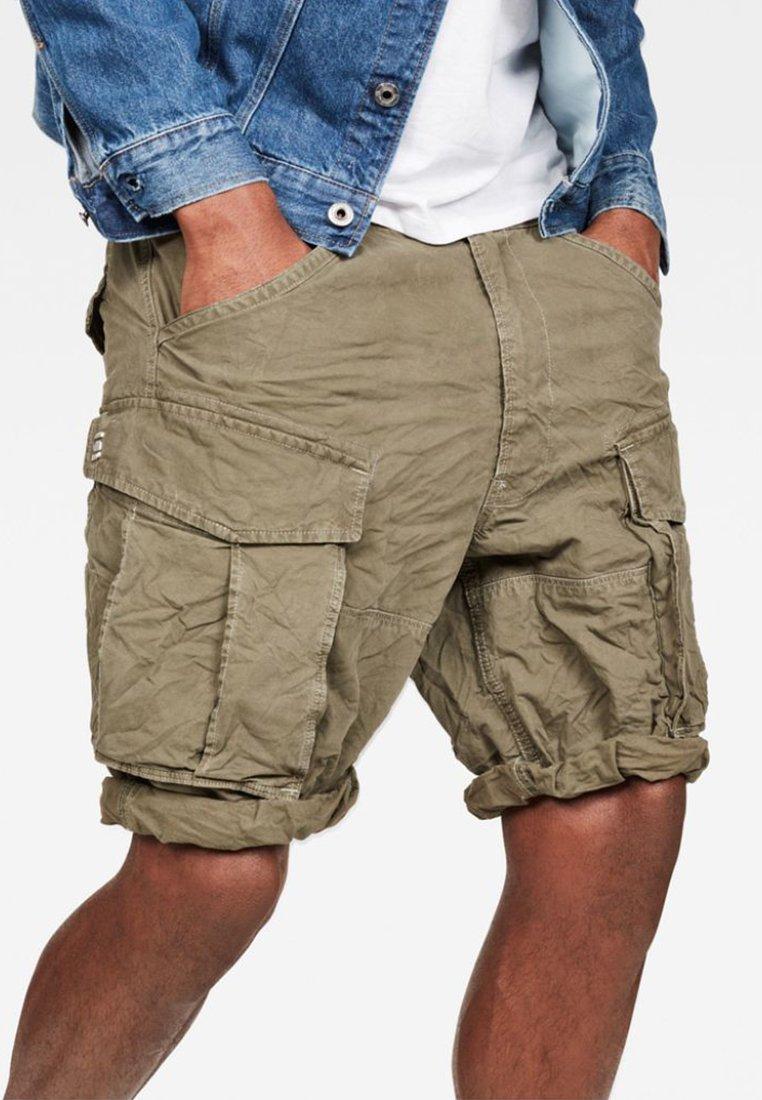 G-Star - ROVIC X-RELAXED TRAINER - Shorts - dk shamrock