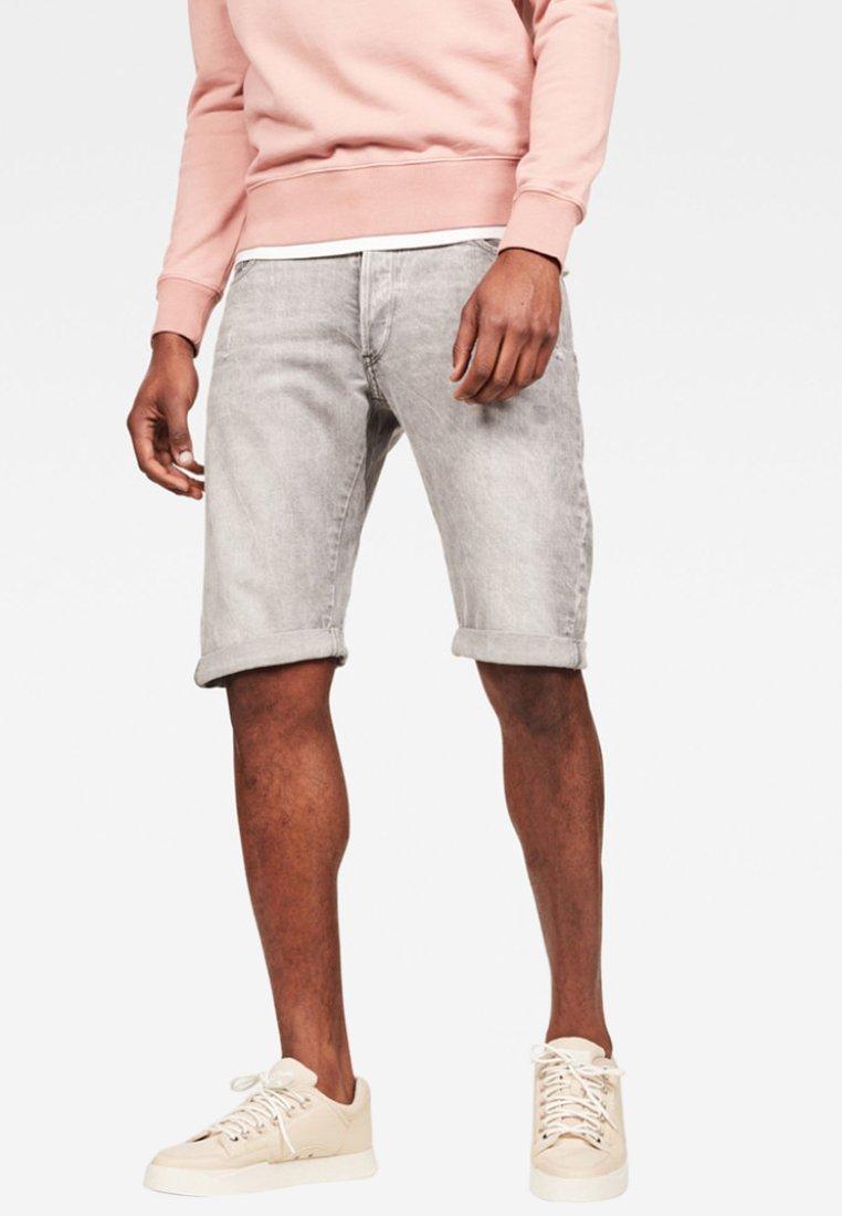 G-Star - ARC 3D - Denim shorts - dusty grey