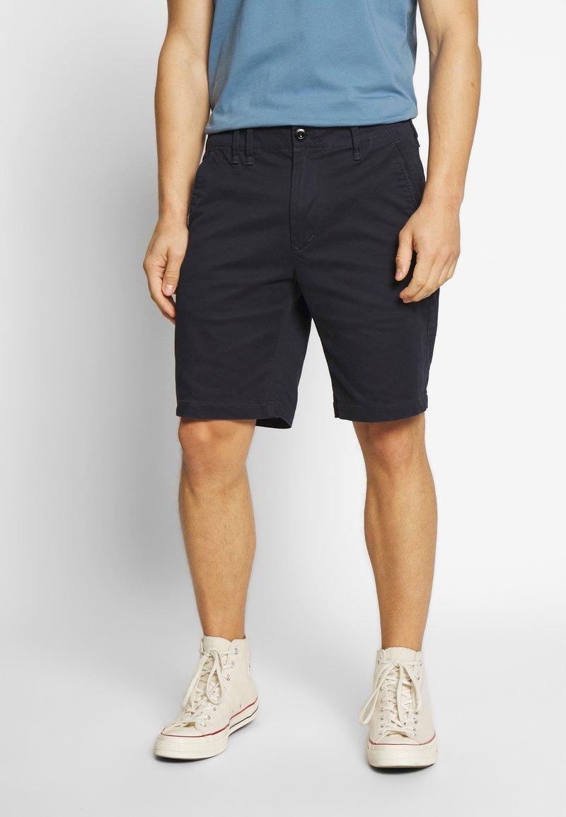 G-Star - VETAR CHINO SHORT - Shorts - mazarine blue