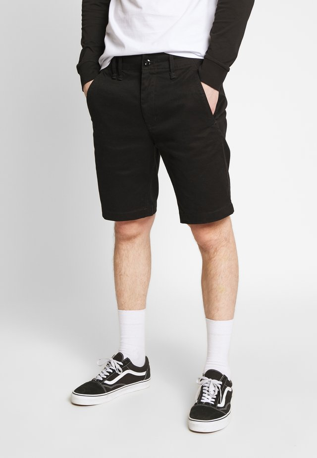 VETAR CHINO SHORT - Shorts - black