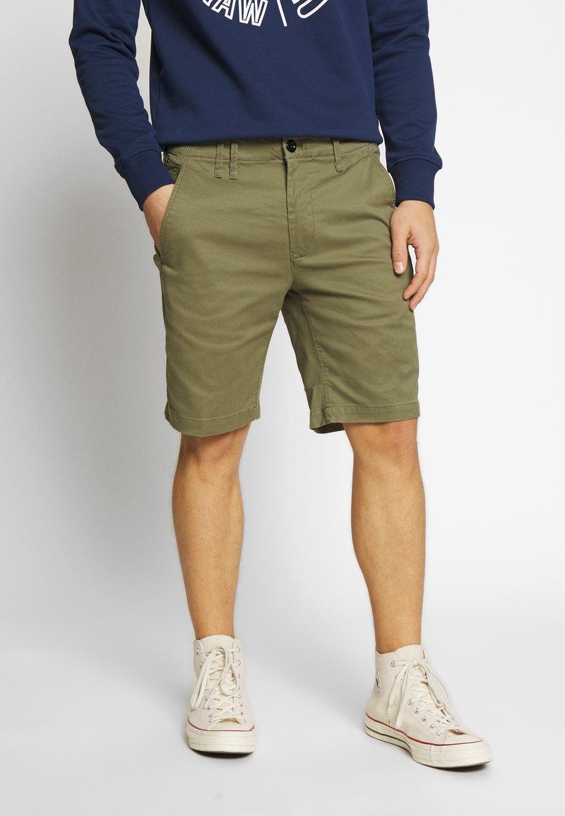 G-Star - VETAR CHINO SHORT - Shorts - sage