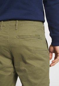 G-Star - VETAR CHINO SHORT - Shorts - sage - 5