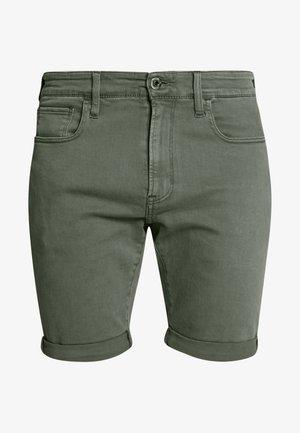 3301 SLIM SHORT - Denim shorts - wild rovic