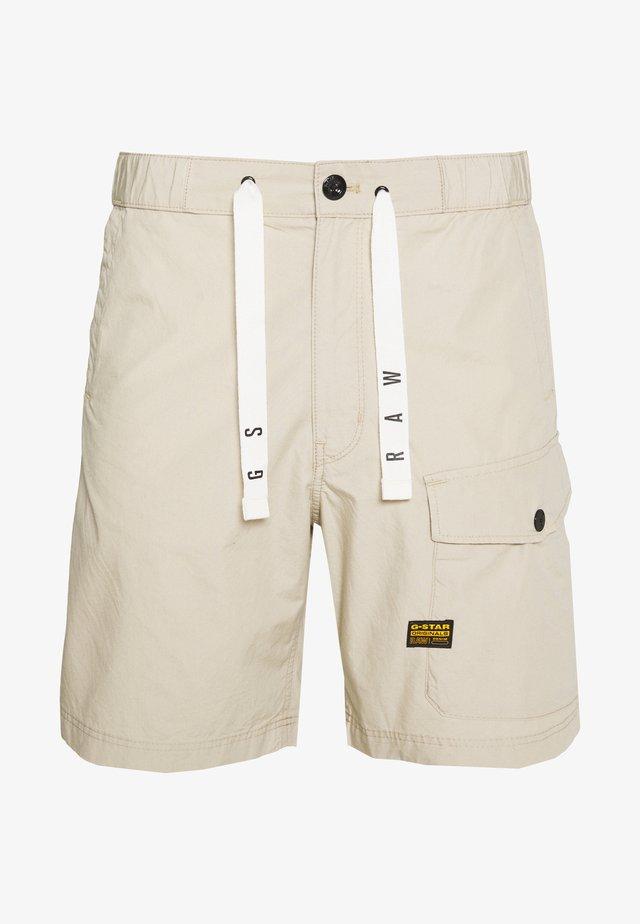 FRONT POCKET SPORT  - Shorts - khaki
