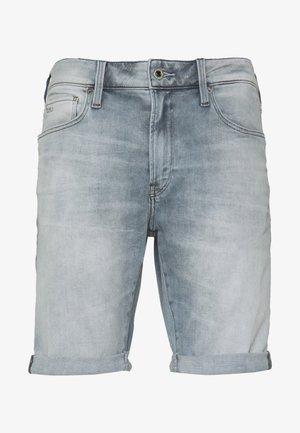 3301 SLIM - Shorts di jeans - elto novo/sun faded quartz