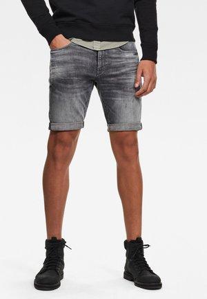 Jeans Shorts - vintage basalt destroyed