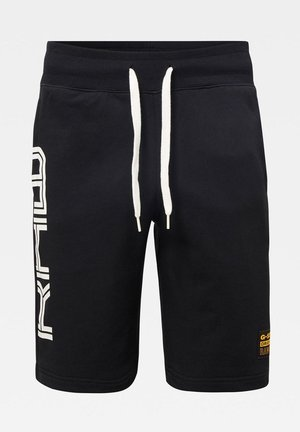 OLYMP RELAXED - Shorts - dk black