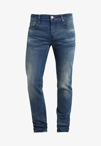 G-Star - 3301 LOW TAPERED - Džíny Relaxed Fit - firro denim - 5