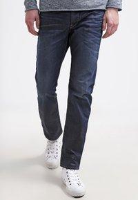 G-Star - 3301 STRAIGHT - Jeans straight leg - hydrite denim - 0