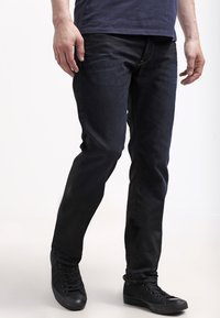 G-Star - 3301 STRAIGHT - Vaqueros rectos - hydrite denim - 0